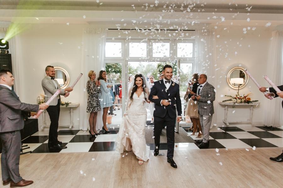 ślub i wesele rustykalnie