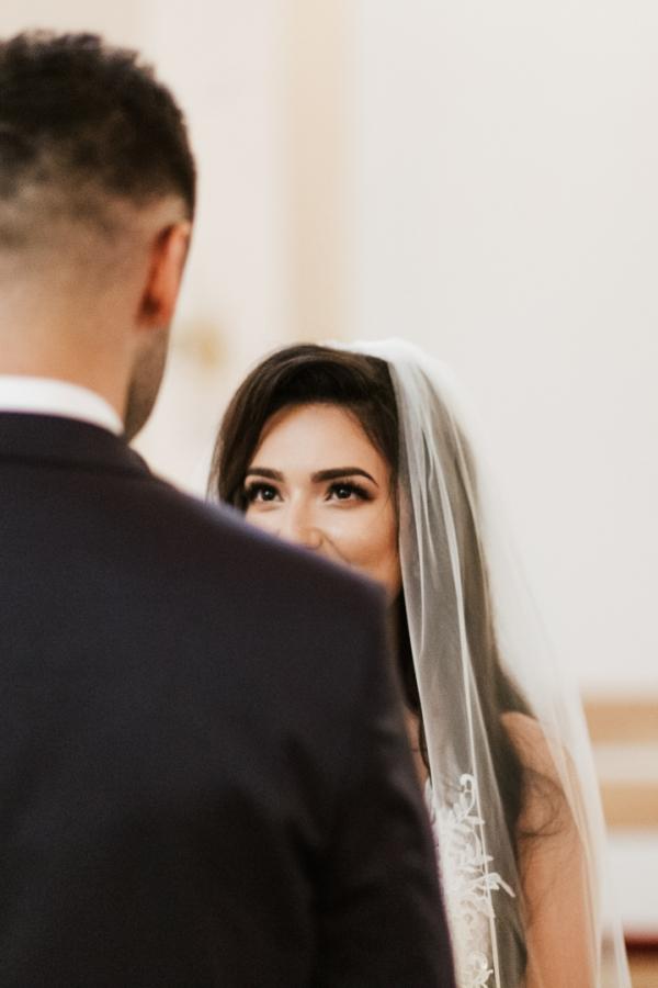 emocjonalny ślub kościelny