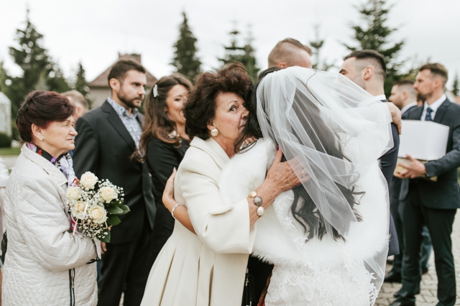 fotograf suknia ślubna