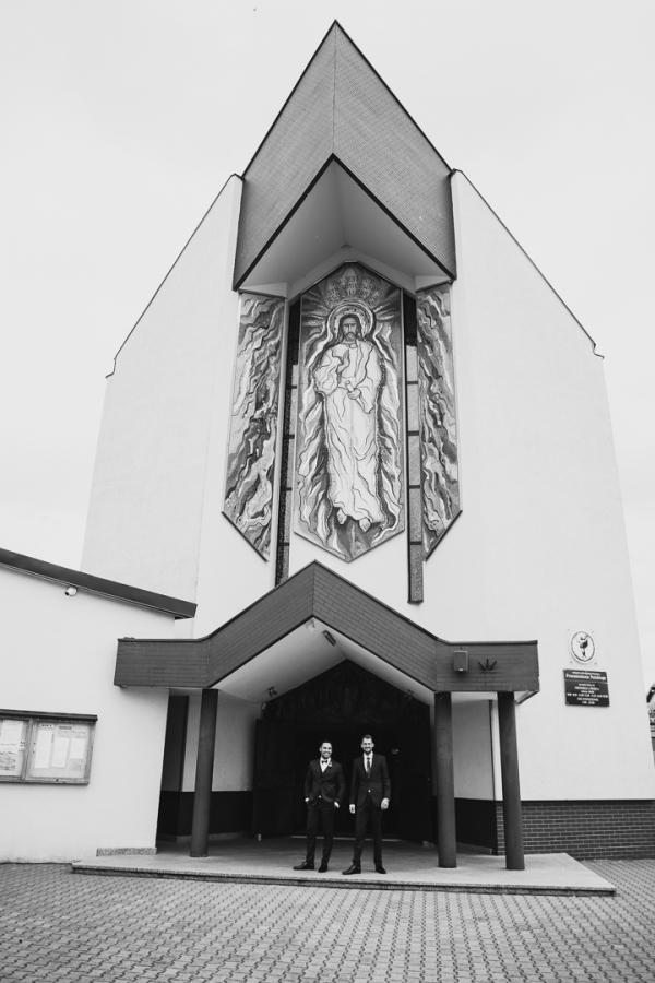 kościół szczecin ślub zdjęcia