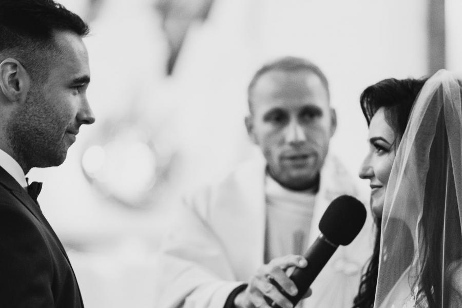 najpiękniejsze czarno białe zdjęcia ślubne