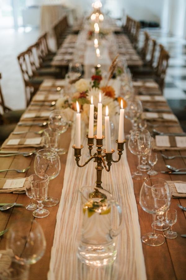 rustykalne dekoracje ślubne szczecin