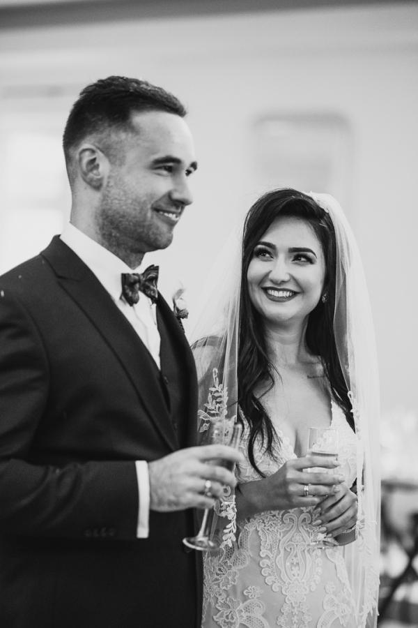 zdjęcia bw ślub i wesele